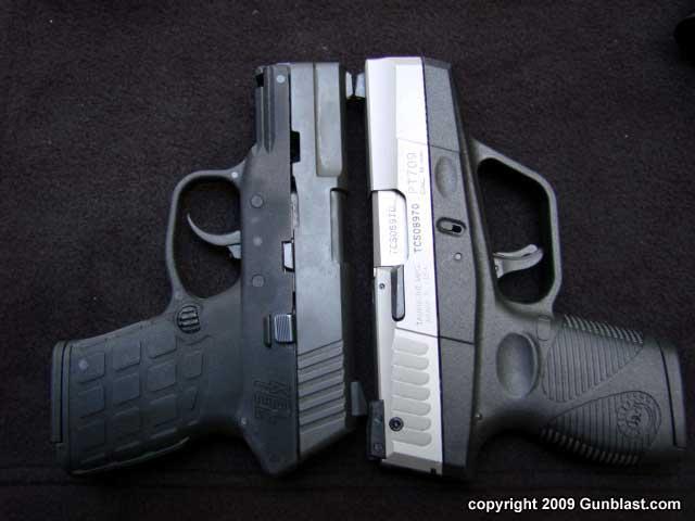 Taurus PT709 Slim 9mm Semi-Auto Pistol