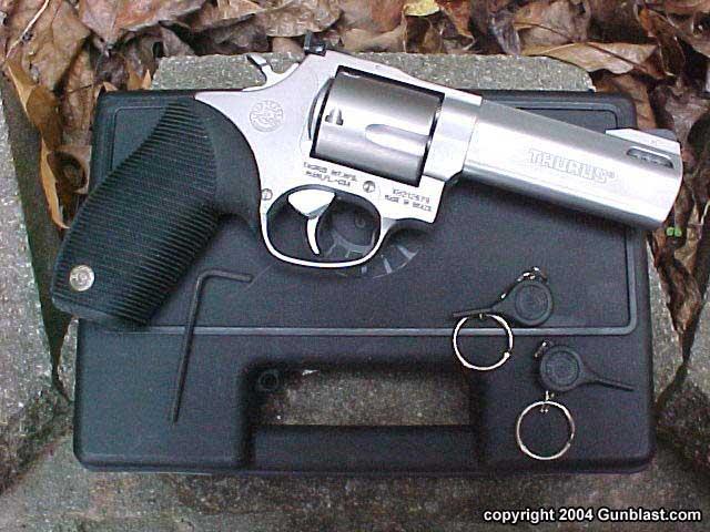 Taurus Tracker  44 Magnum Revolver