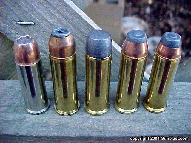 taurus 44 magnum revolver. 44 Magnum Revolver Bullets