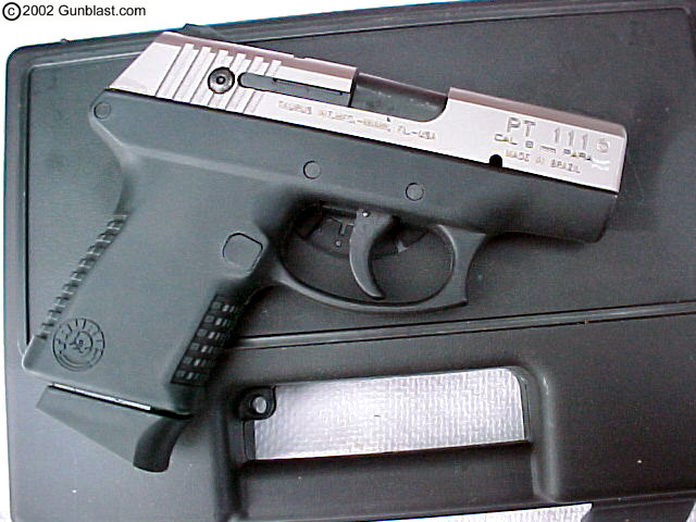 The reasonable purchase price of the Taurus Titanium 9mm Millennium