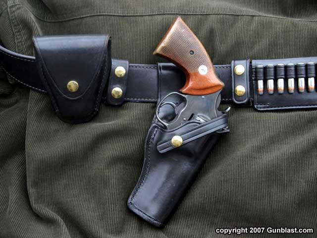 Inside belt knife sheath