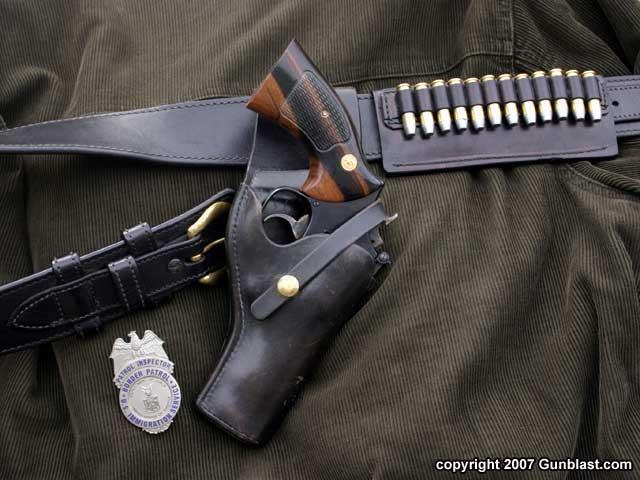 The Evolution Of Law Enforcement Handgun Holsters