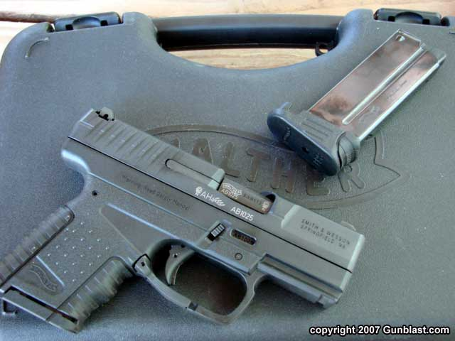 Walther's New PPS 9mm Semi-Auto Pocket Gun
