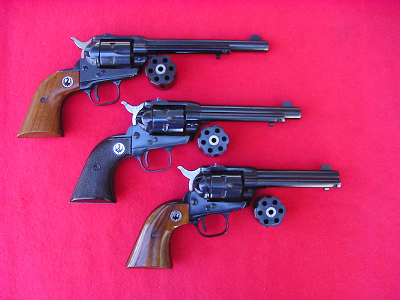 Ruger S Quot Old Model Quot Single Sixes