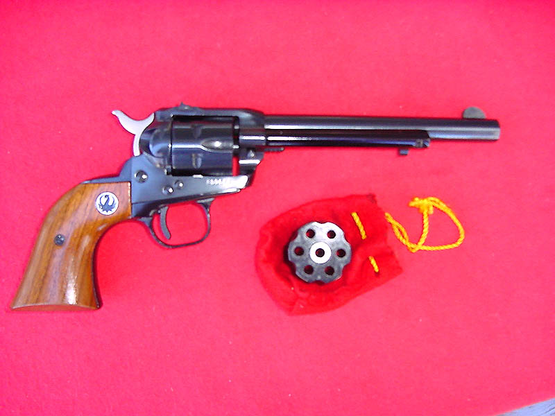 ruger blackhawk 22 serial numbers